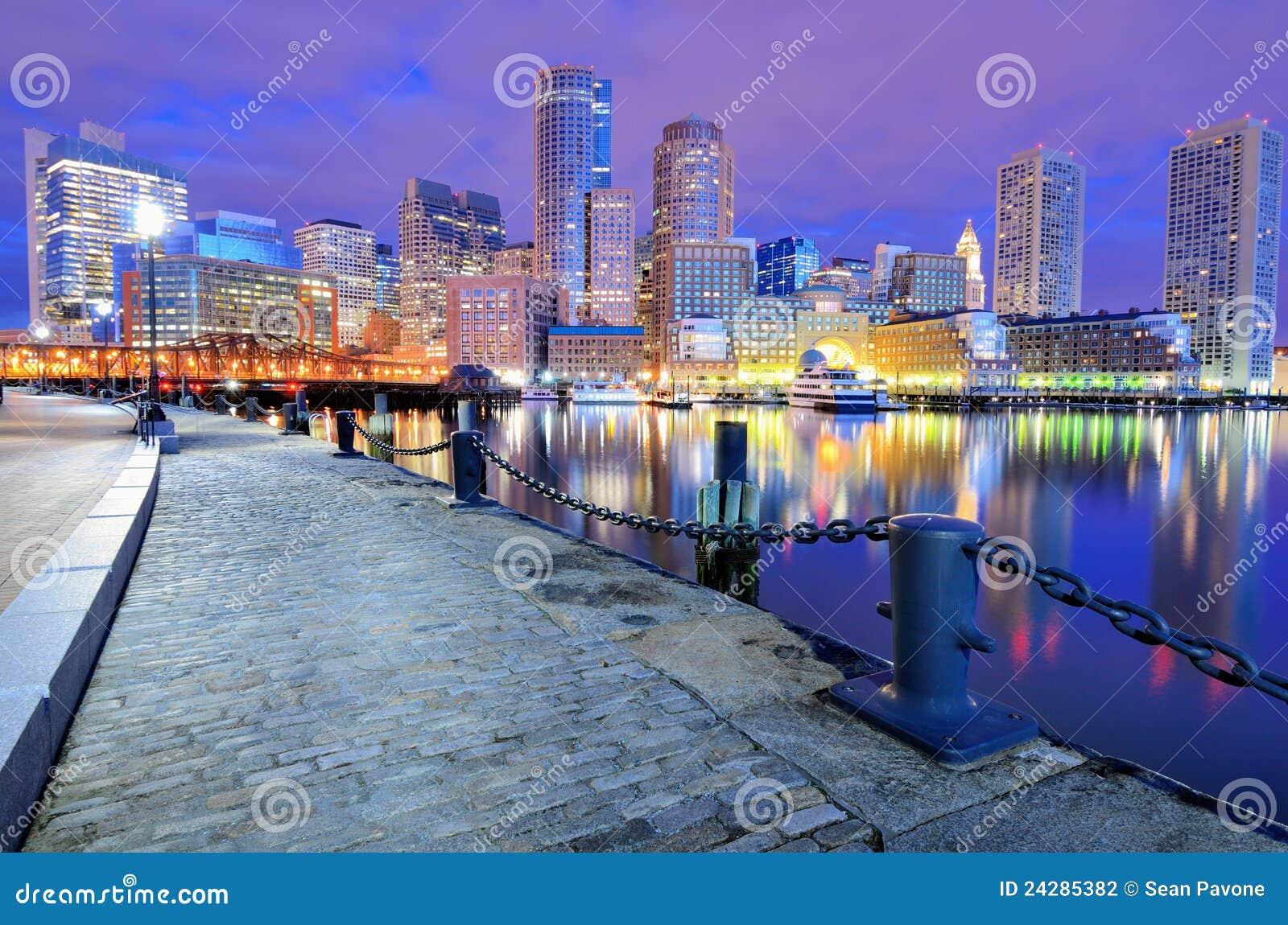 Boston-Hafen