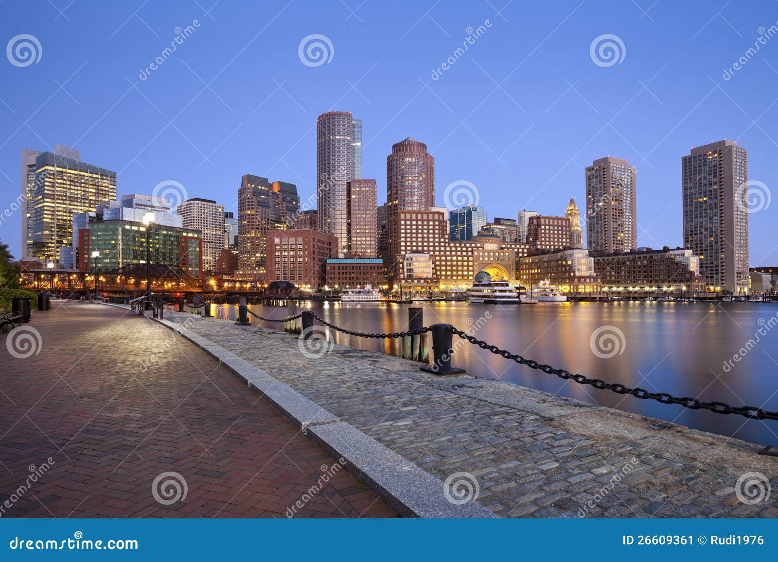 Boston horisont.