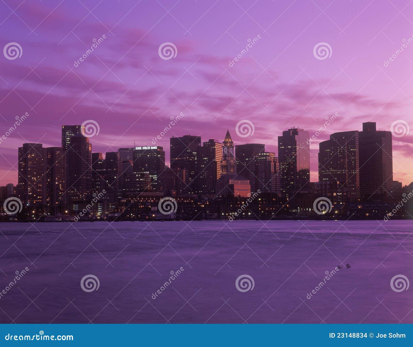 Boston, horizonte del mA