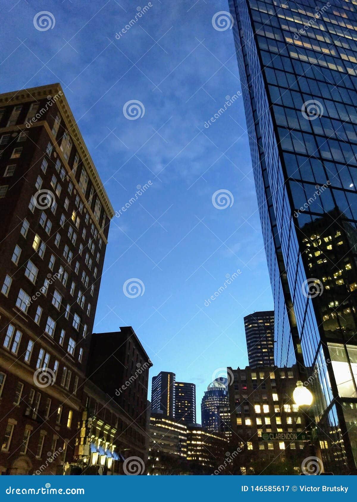 Boston, le Massachusetts