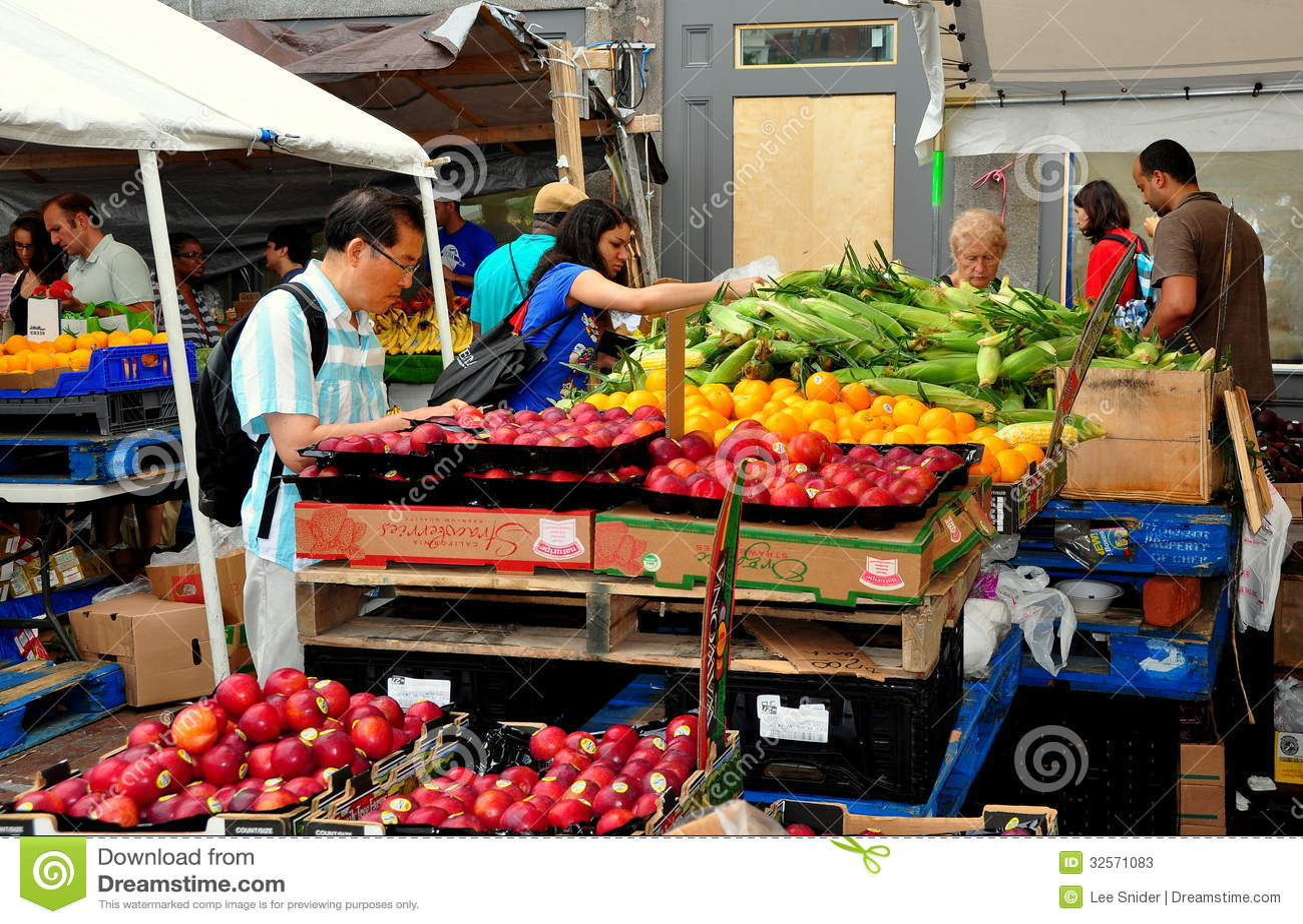 boston check corn district end fresh haymarket italian massachusetts ...
