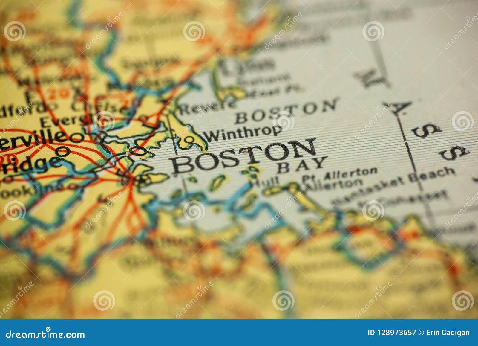 Boston Massachusetts översikt