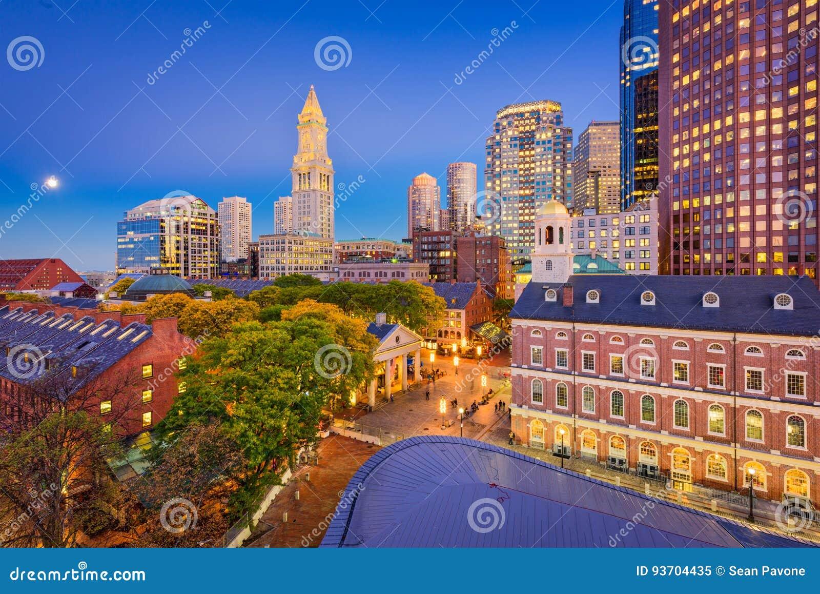 Boston, Massachusetts, los E.E.U.U.