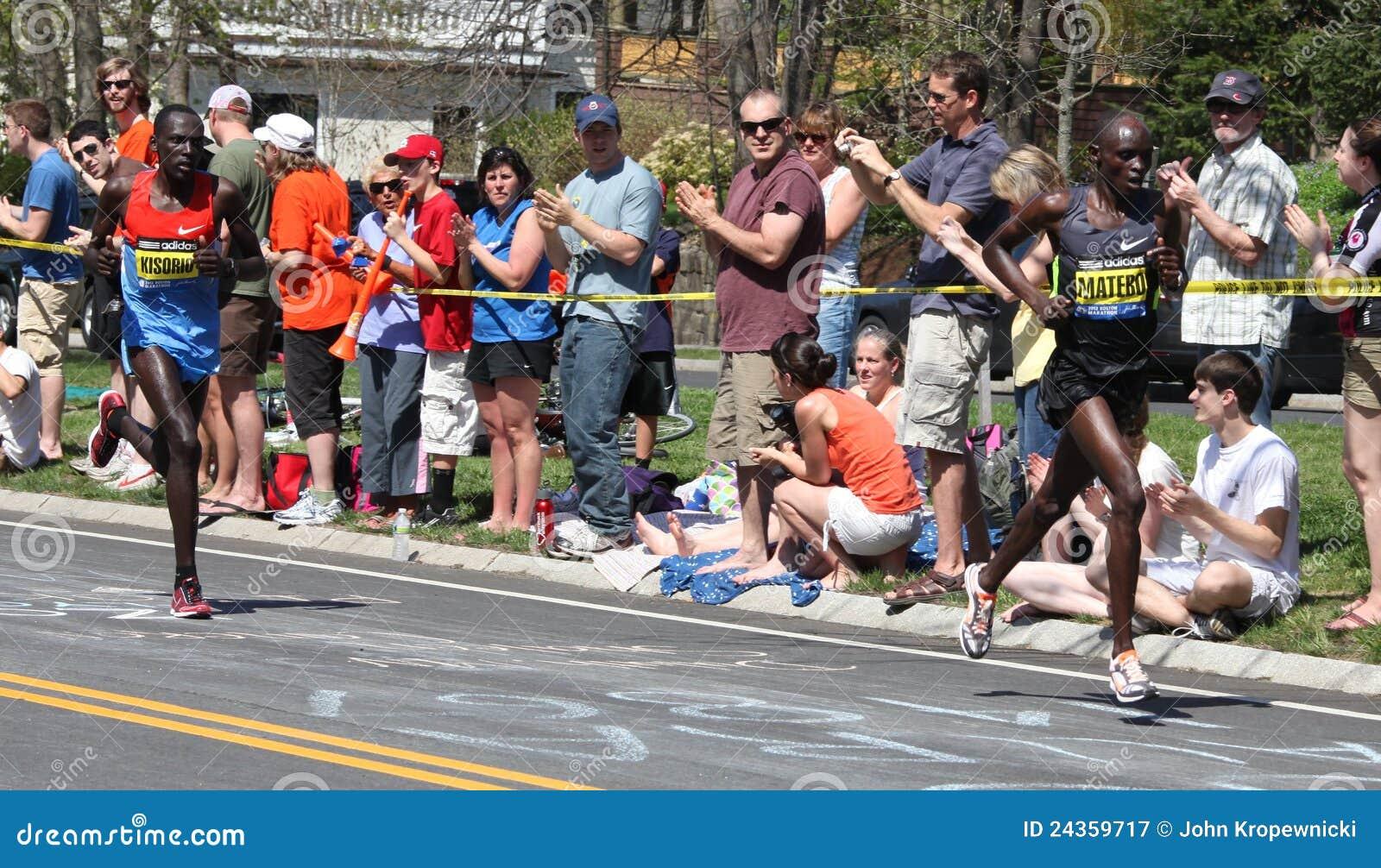 Boston oba Kenya kisorio maratonu matebo