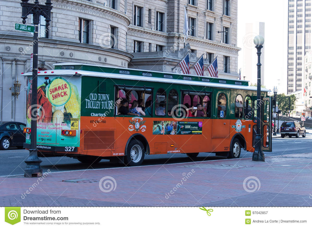old town trolley tours boston map Boston Old Town Trolley Tours Editorial Photography Image Of old town trolley tours boston map