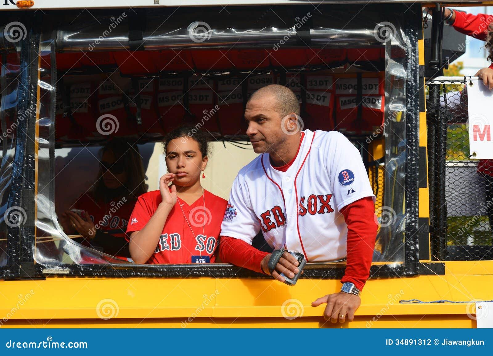2013 Boston Red Sox World Series Parade Editorial