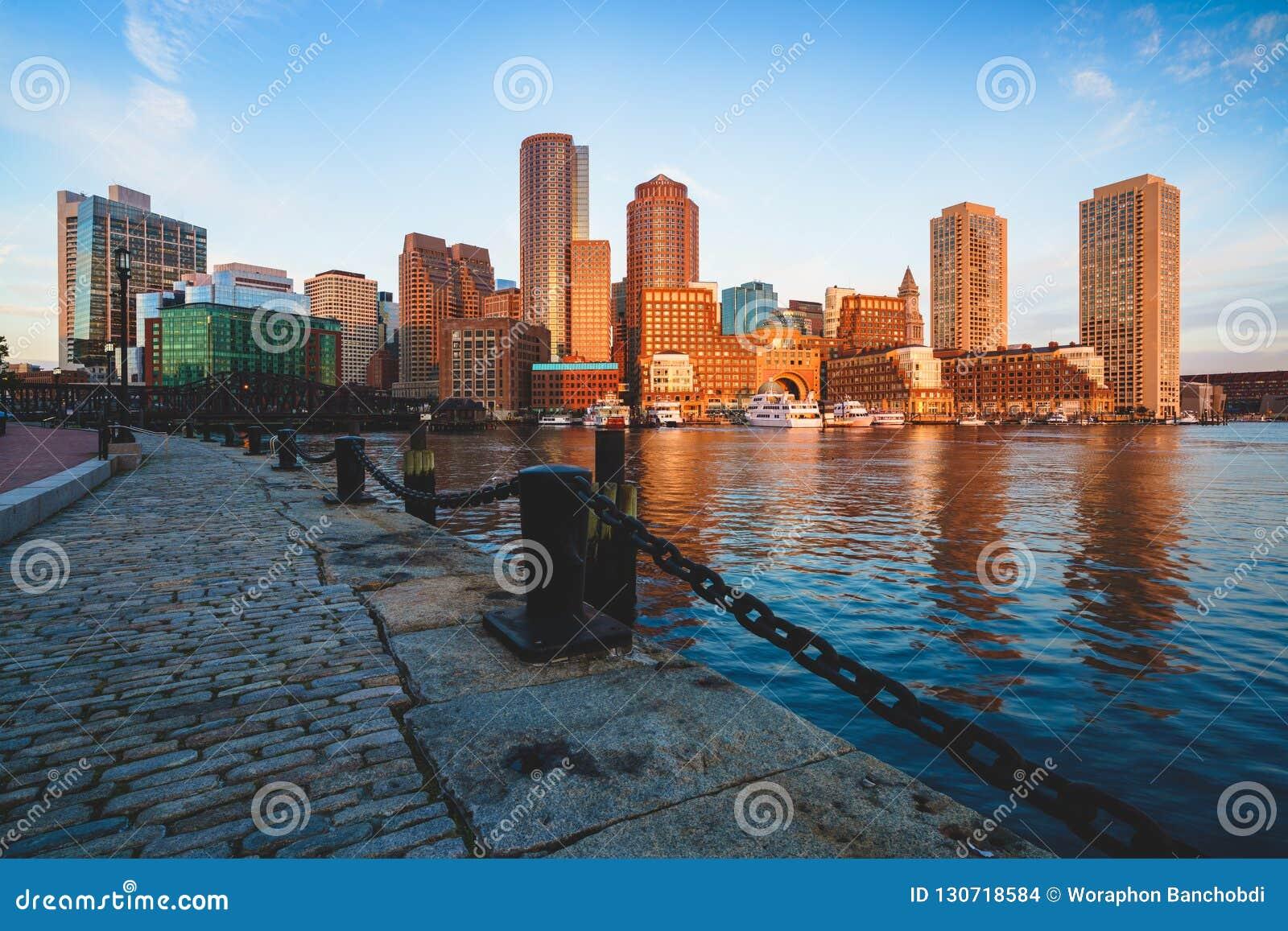 Boston schronienie