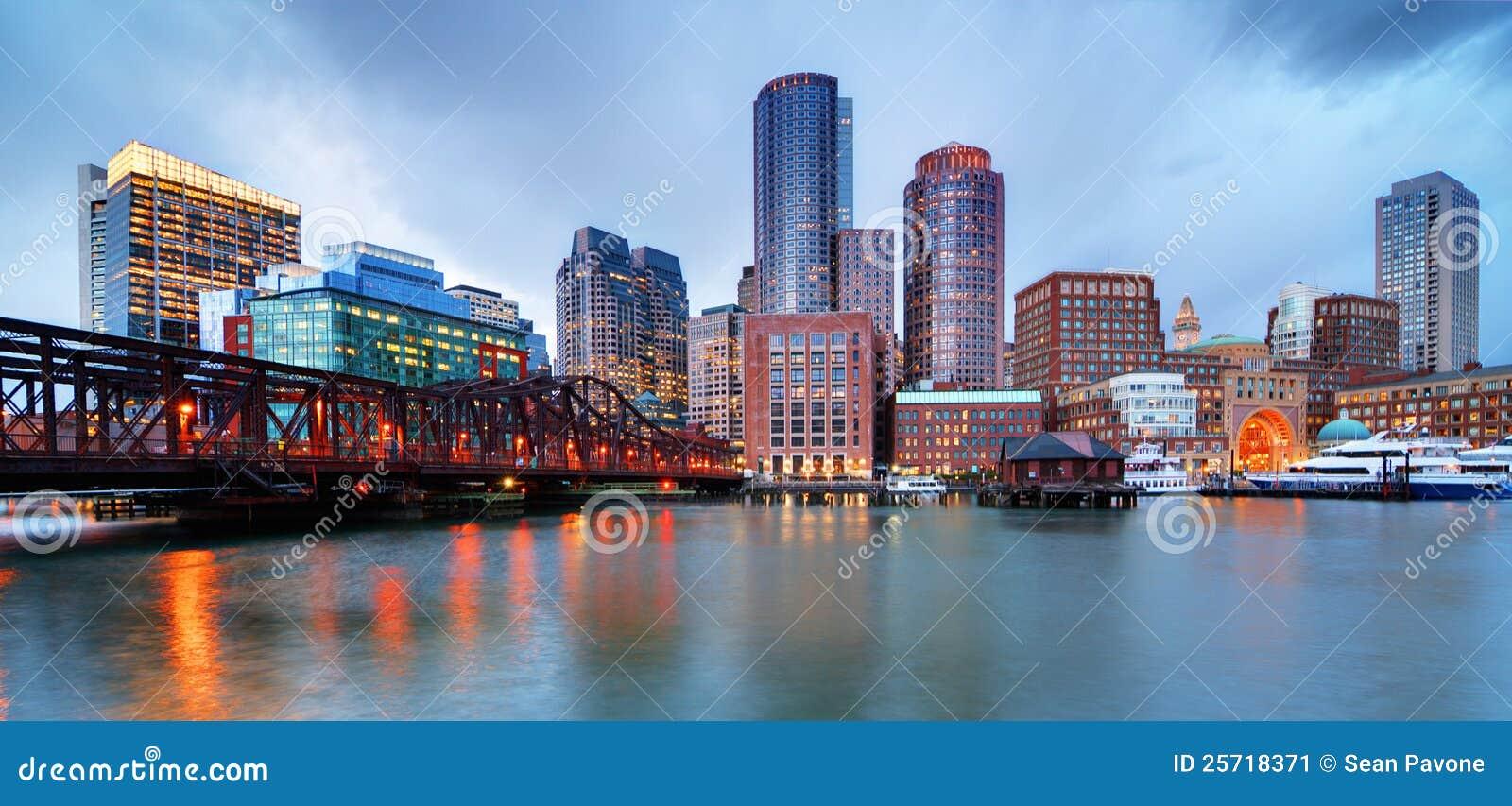Boston strand