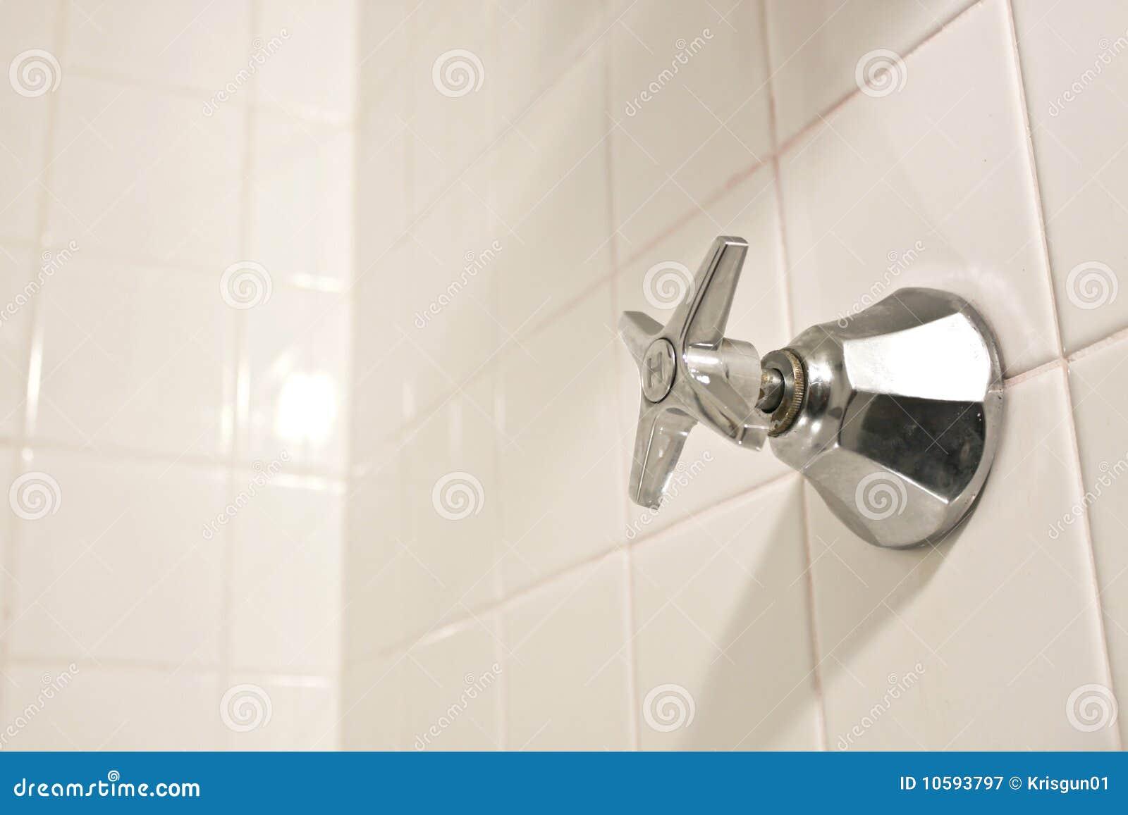 Botão da água quente