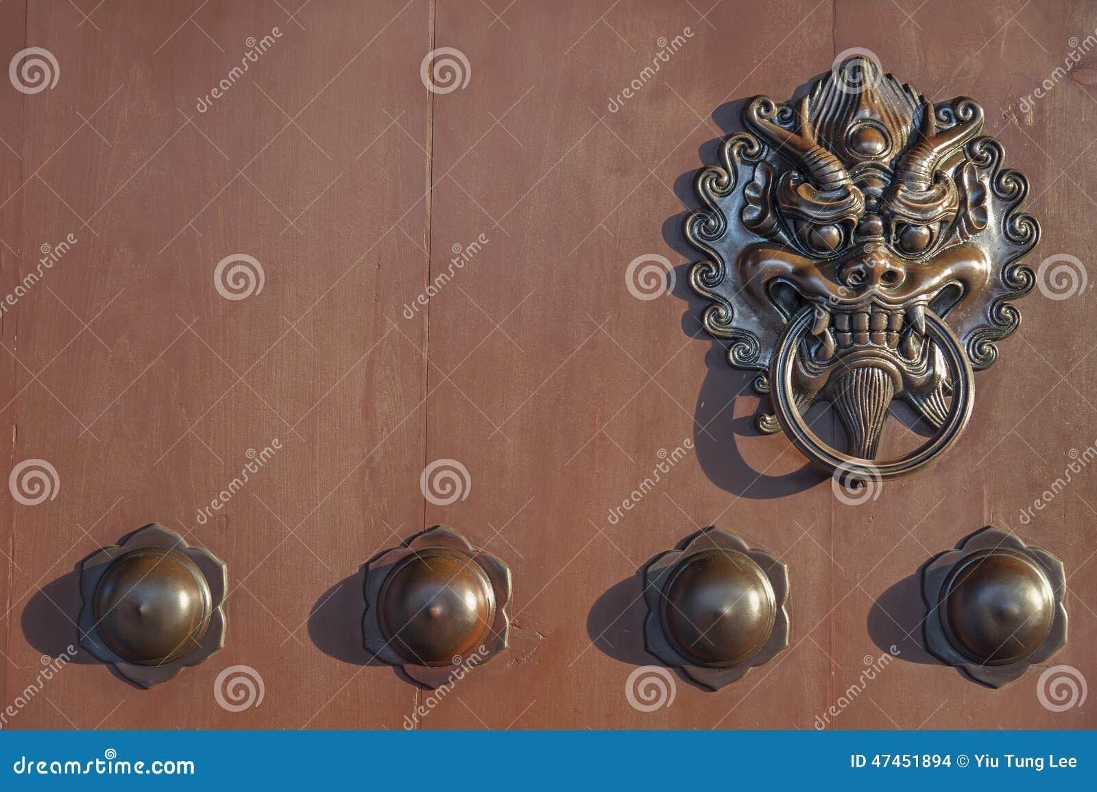 Botão de porta