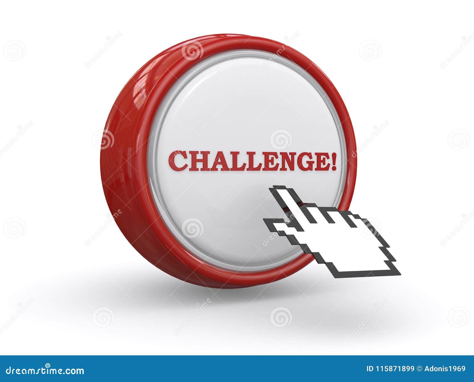 Botão do desafio