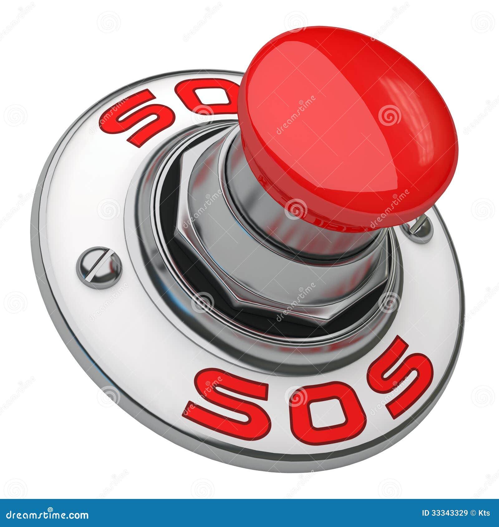 Botão do SOS