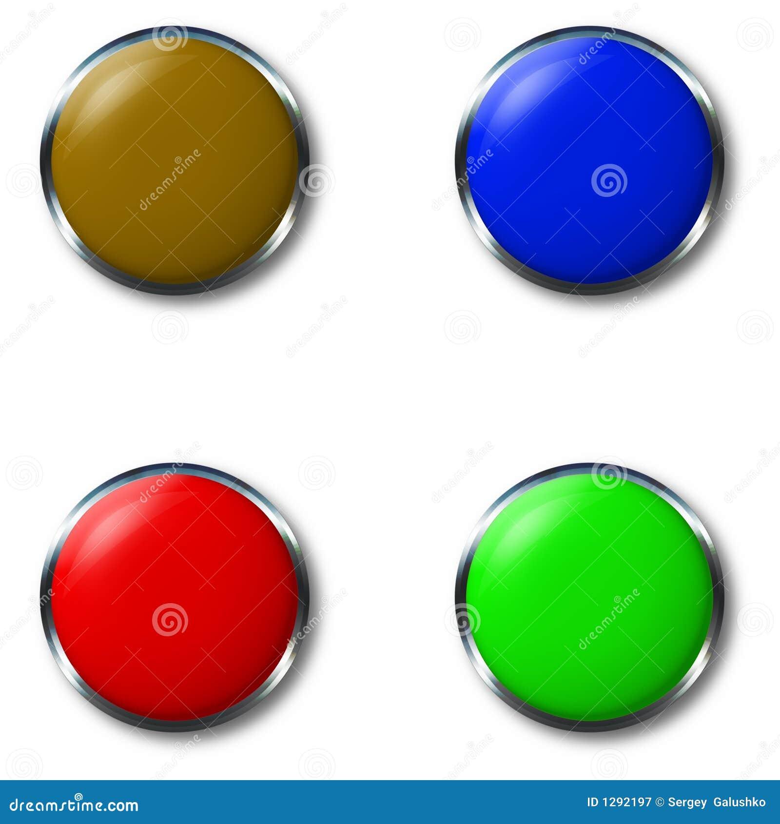 Download Botón de Hrome stock de ilustración. Ilustración de diseño - 1292197