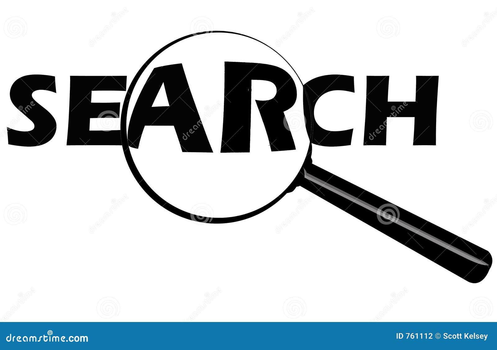 Botón de la búsqueda