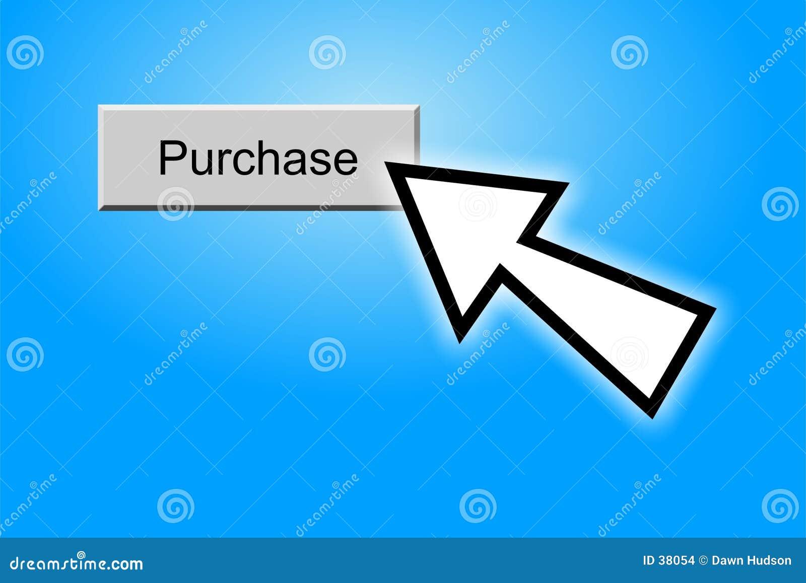 Download Botón de la compra stock de ilustración. Ilustración de gráficos - 38054