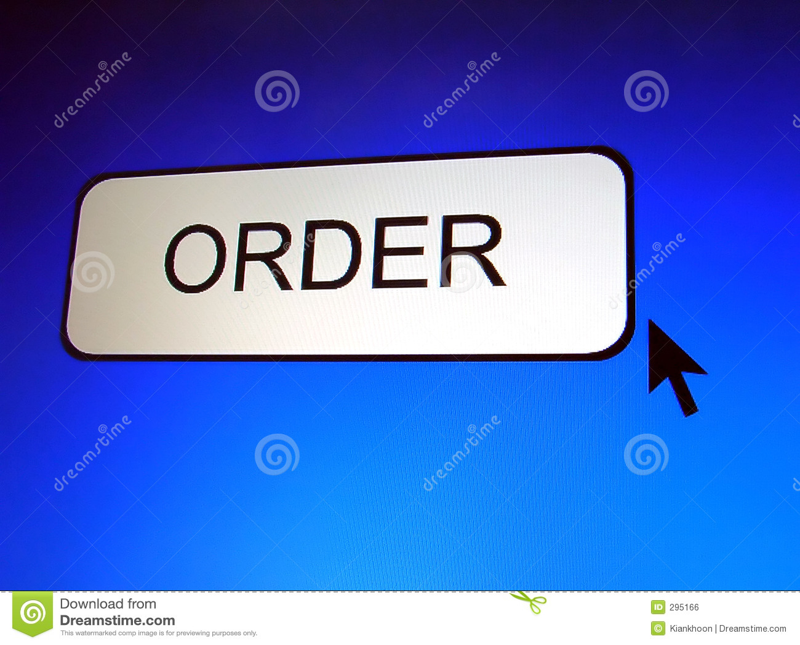 Botón de la orden