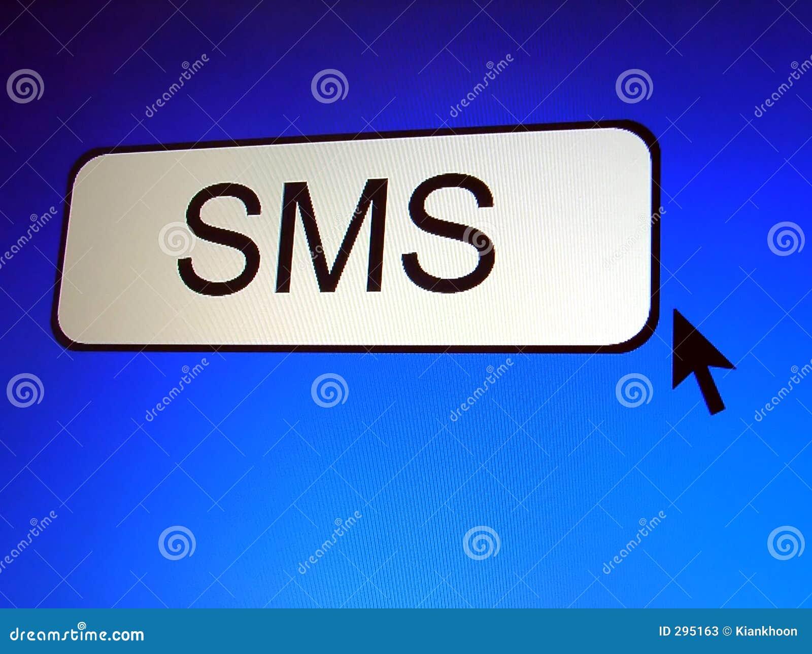 Botón de SMS