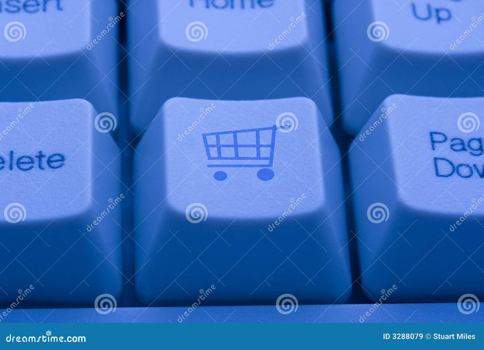 Botón del carro de compras