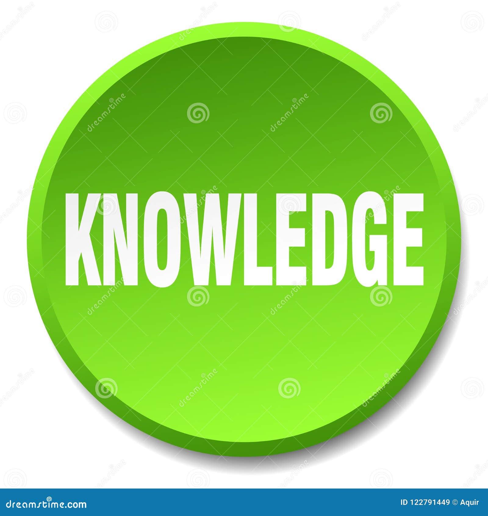 Botón del conocimiento