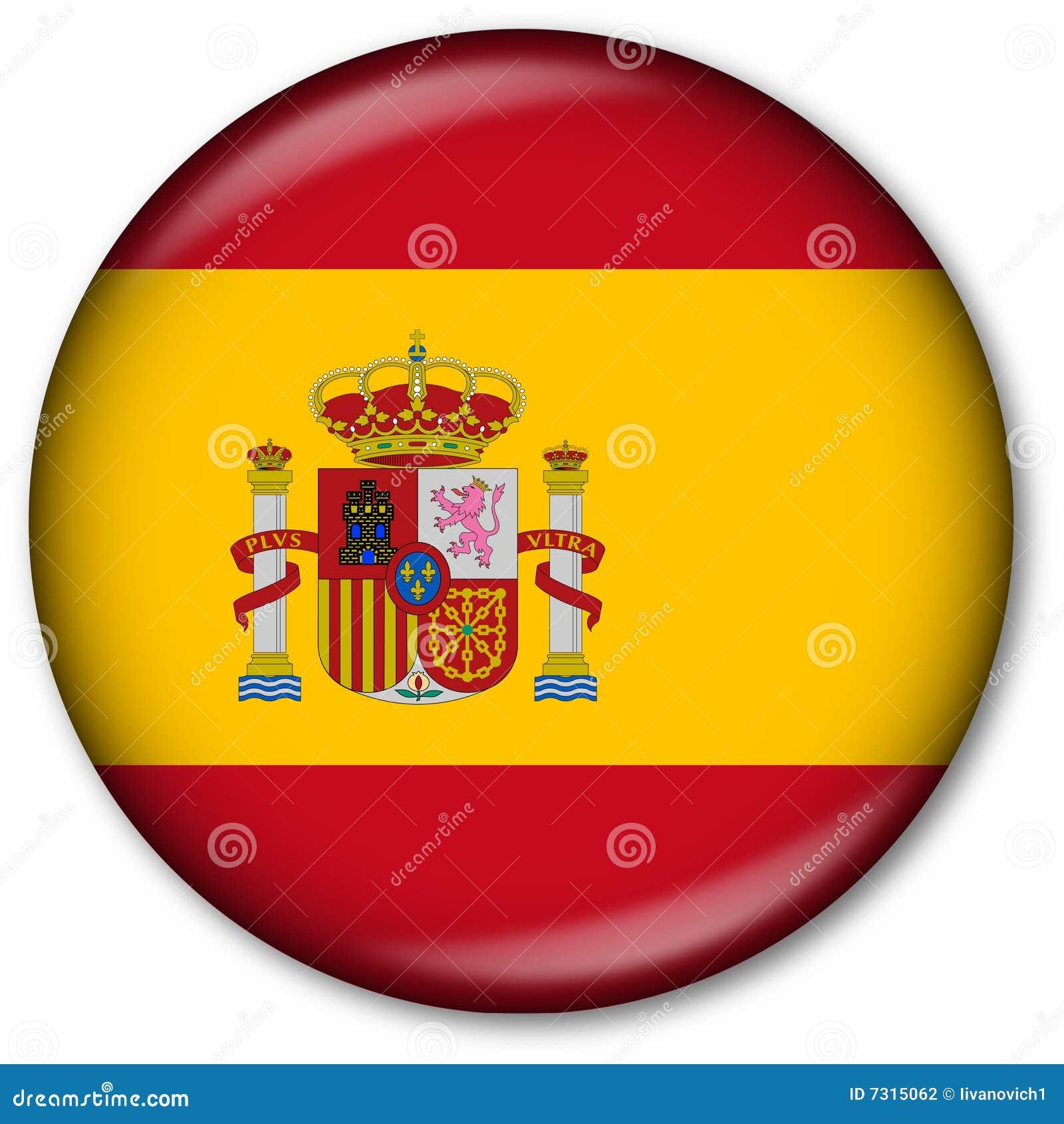 Botón español del indicador
