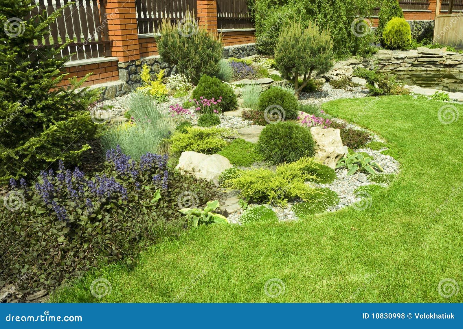 Botanical Garden Royalty Free Stock Photos Image 10830998