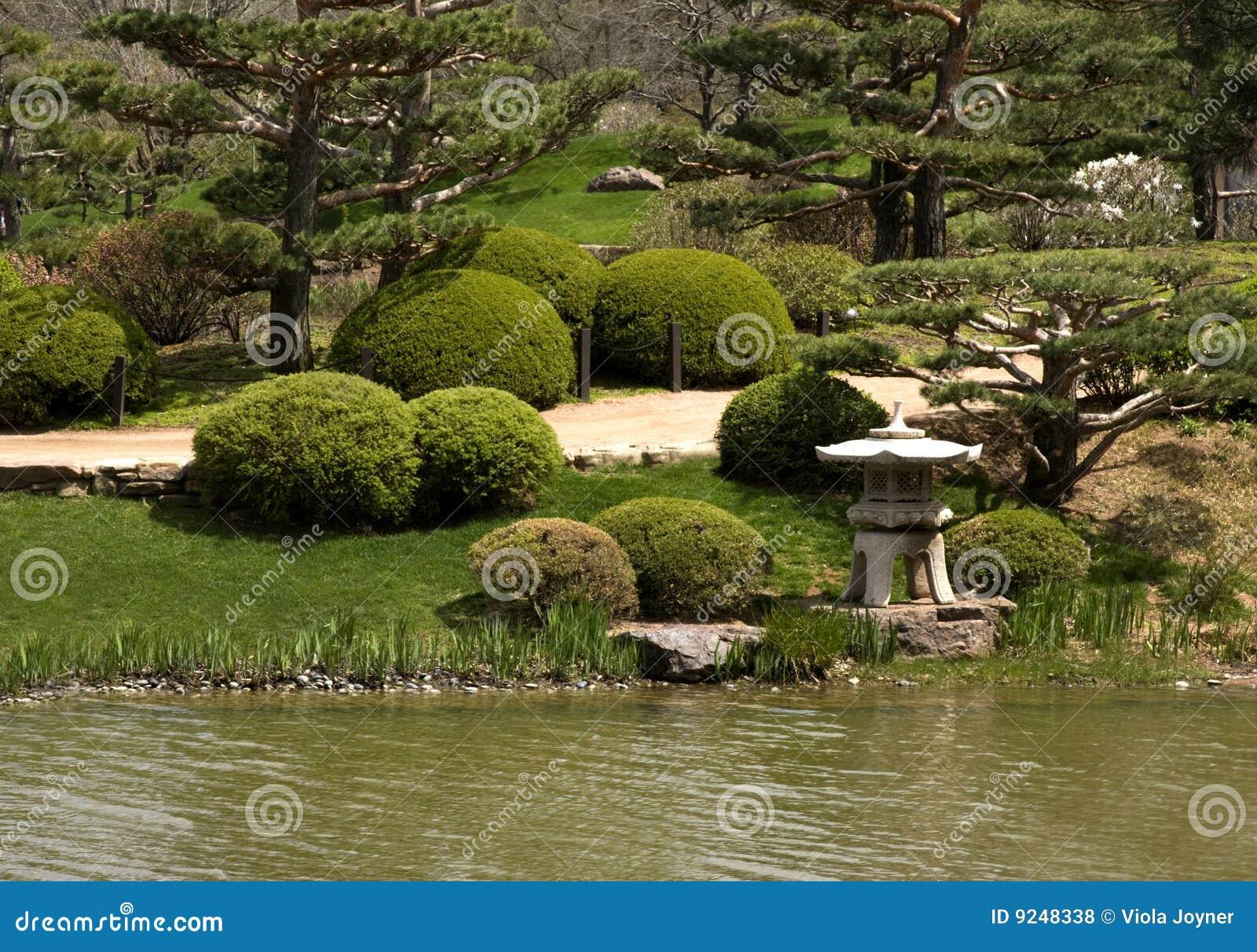 Botanical Garden Royalty Free Stock Photos Image 9248338