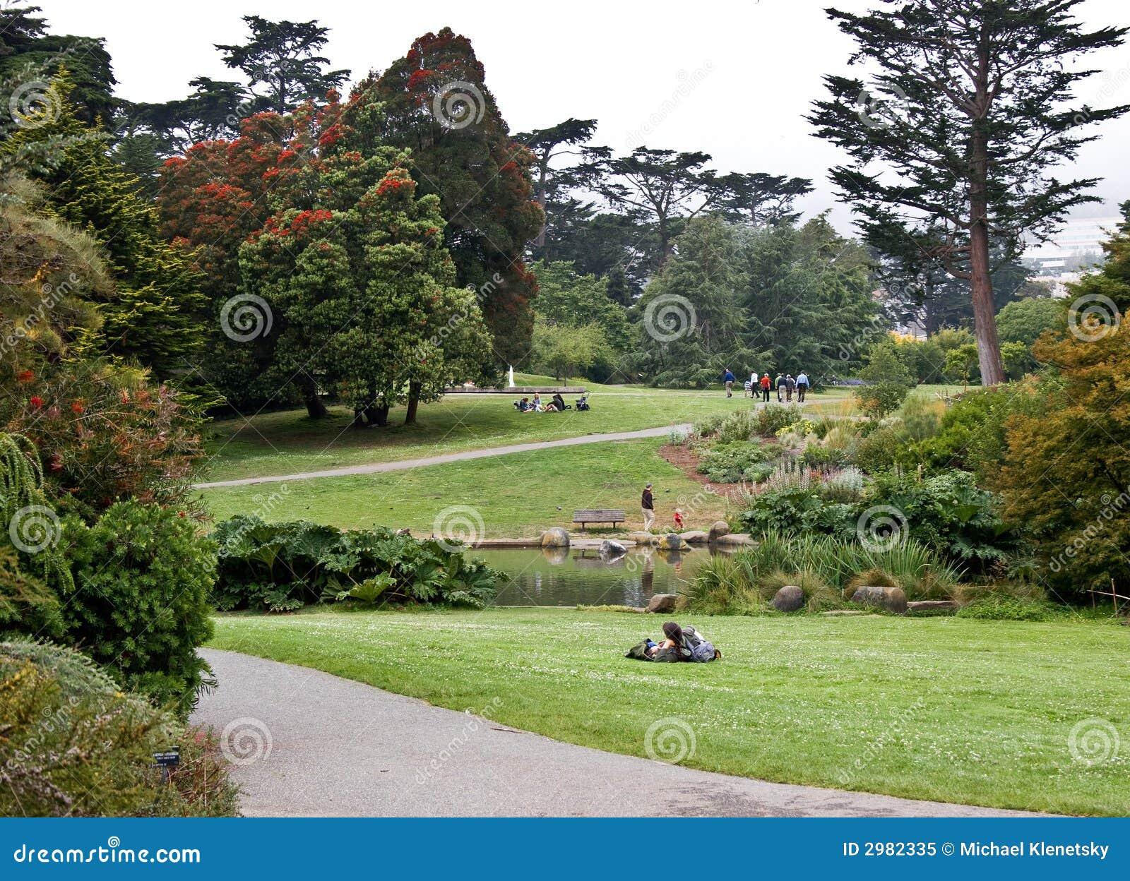 Botanical Gardens Royalty Free Stock Photo Image 2982335