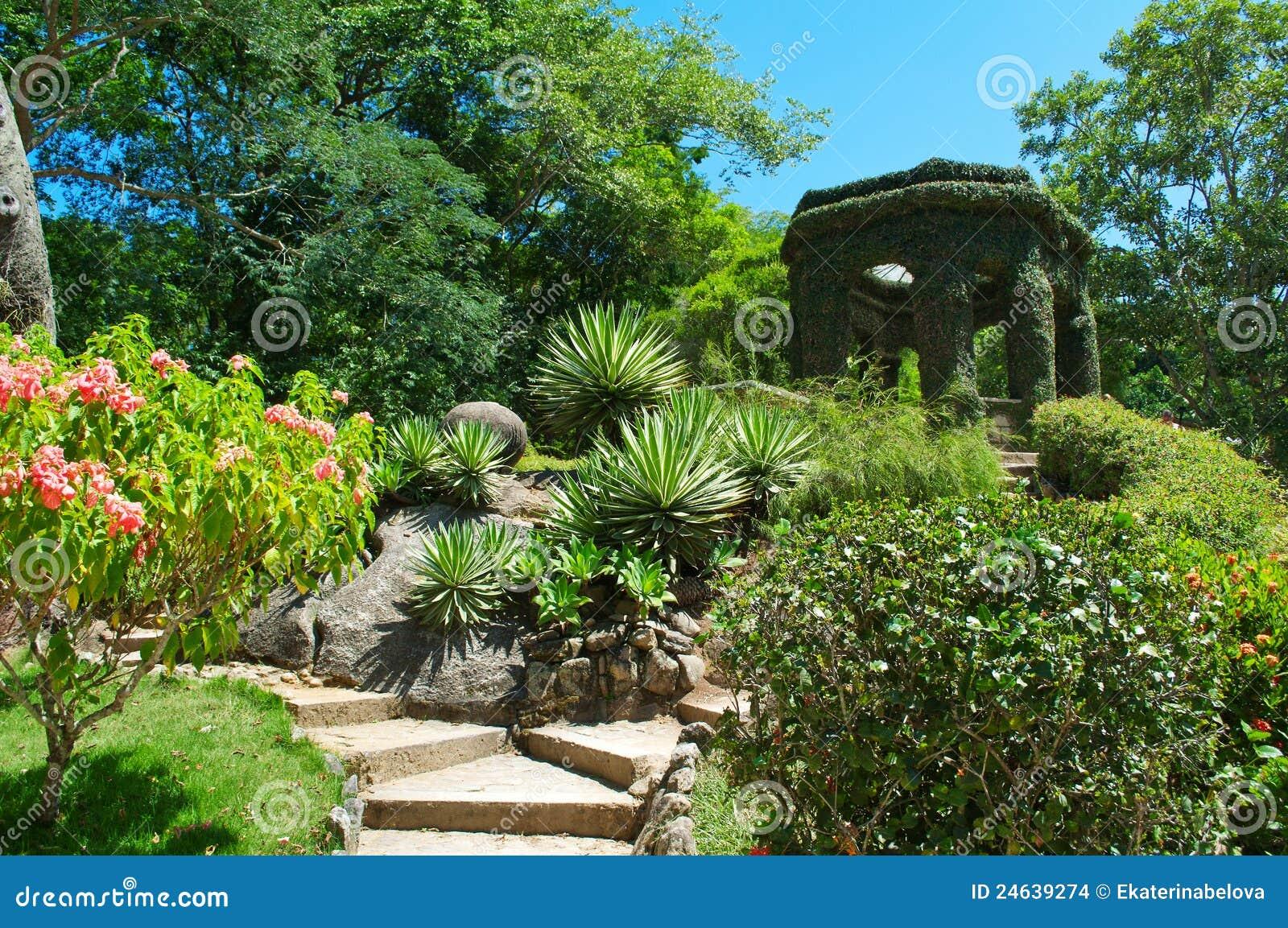 Botanische Tuin in Rio de Janeiro