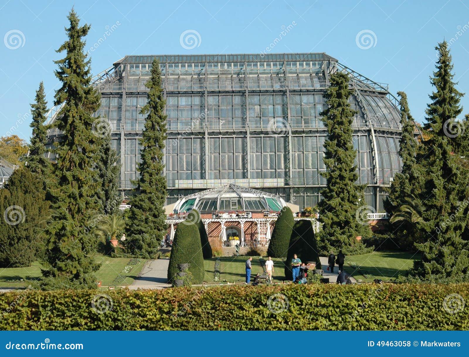 Botanischer Garten Botanical Garden Berlin Steglitz Editorial