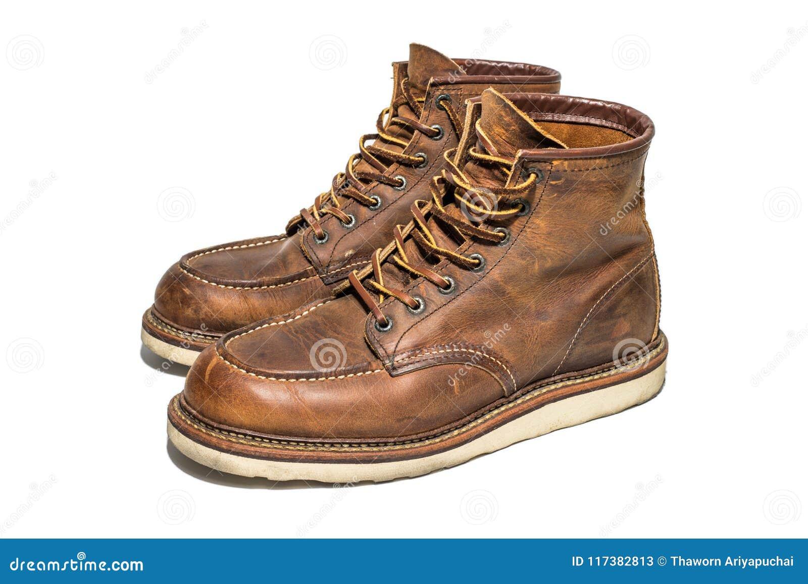 Botas de Brown