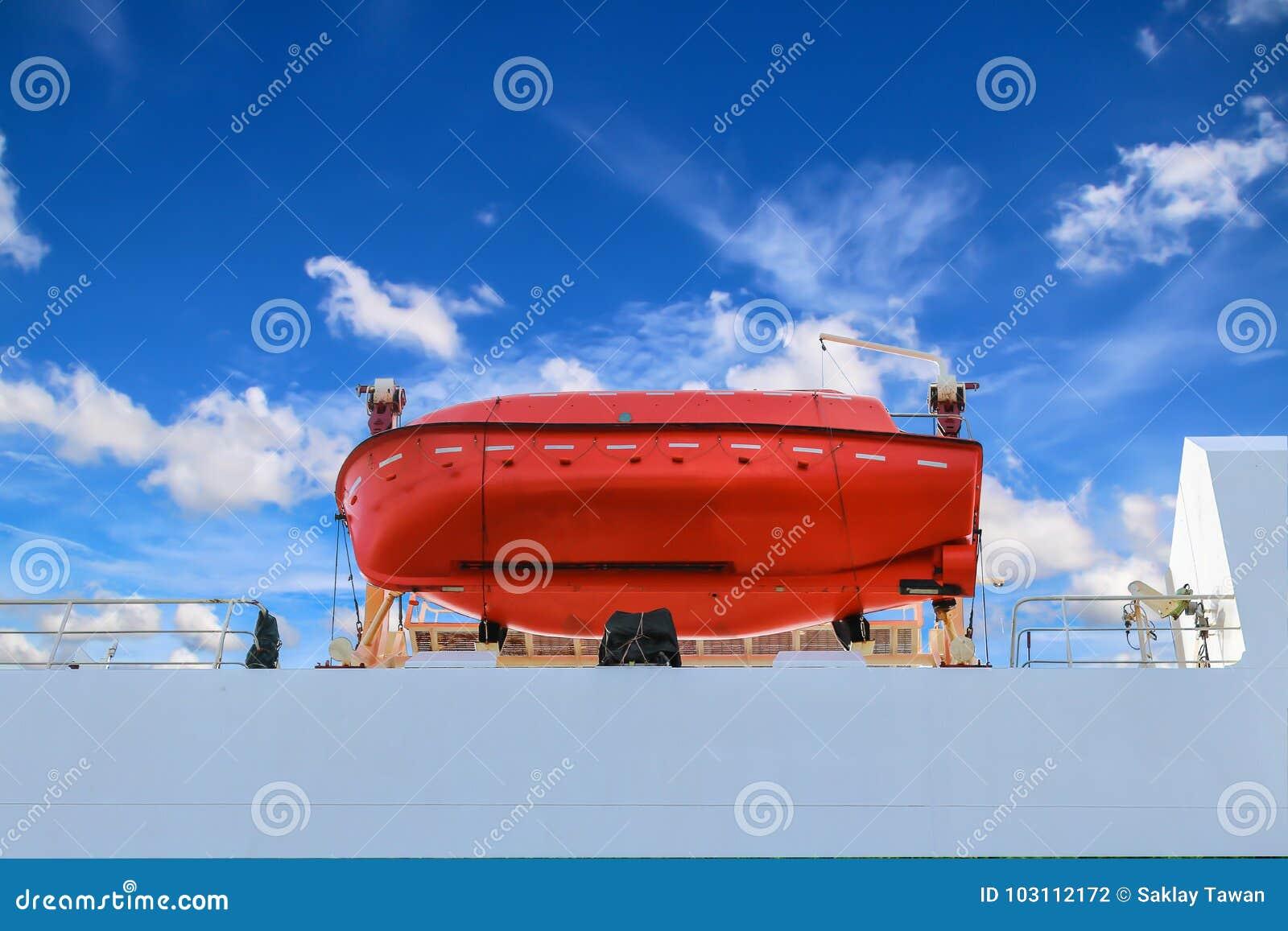 Bote salvavidas