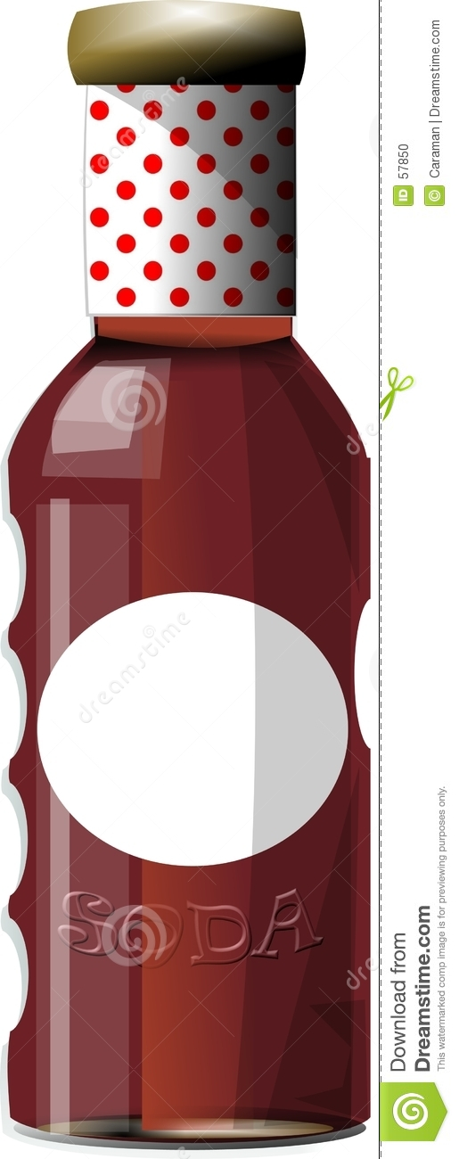 Botella de soda