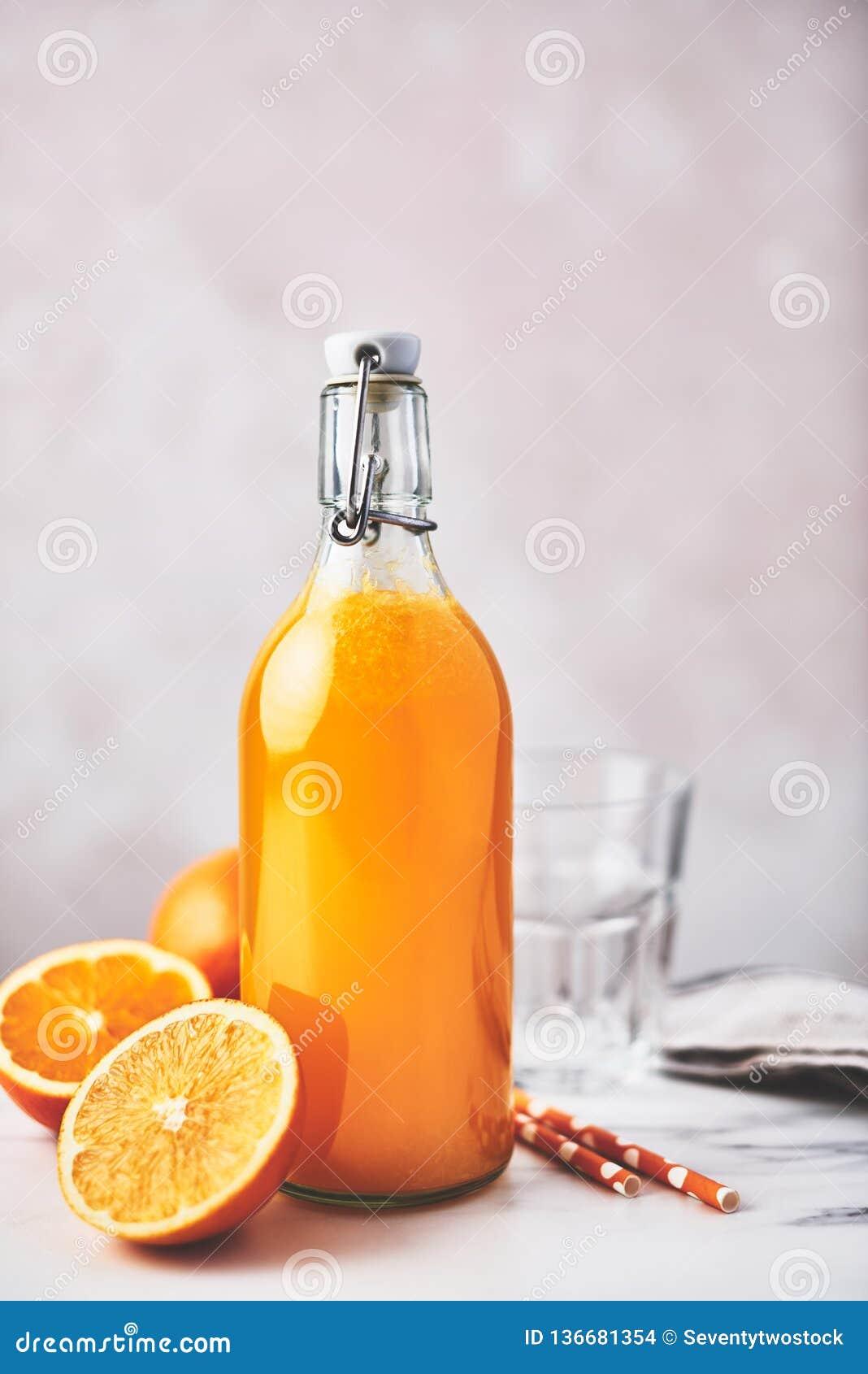 De no es zumo el sano naranja