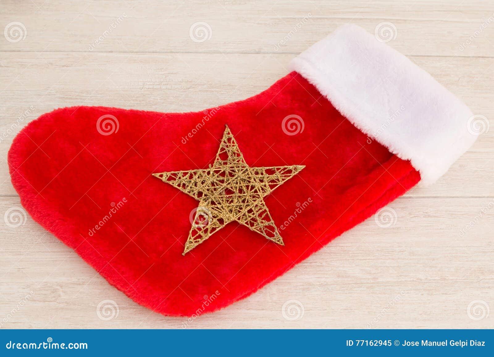 Botte de Noël pour remplir cadeaux