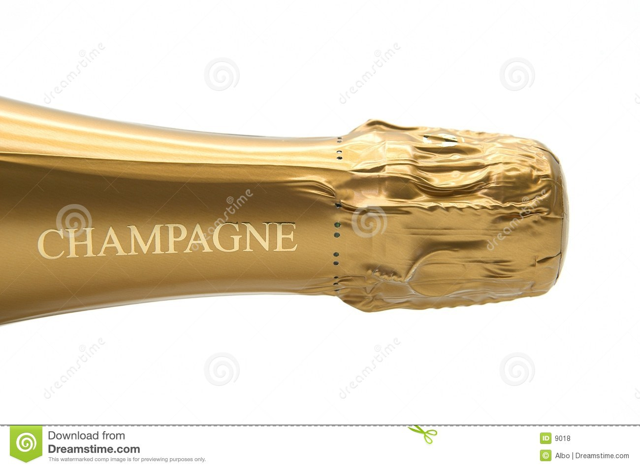 Download Bottiglia di Champagne fotografia stock editoriale. Immagine di economia - 9018