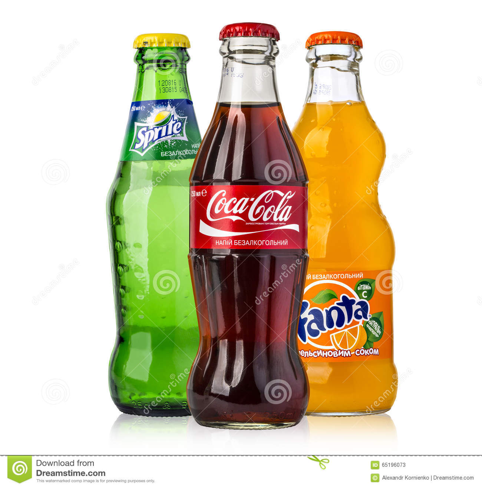 Bottiglie Di Vetro Di Coca-Cola, Di Fanta E Di Sprite ...   1300 x 1333 jpeg 168kB