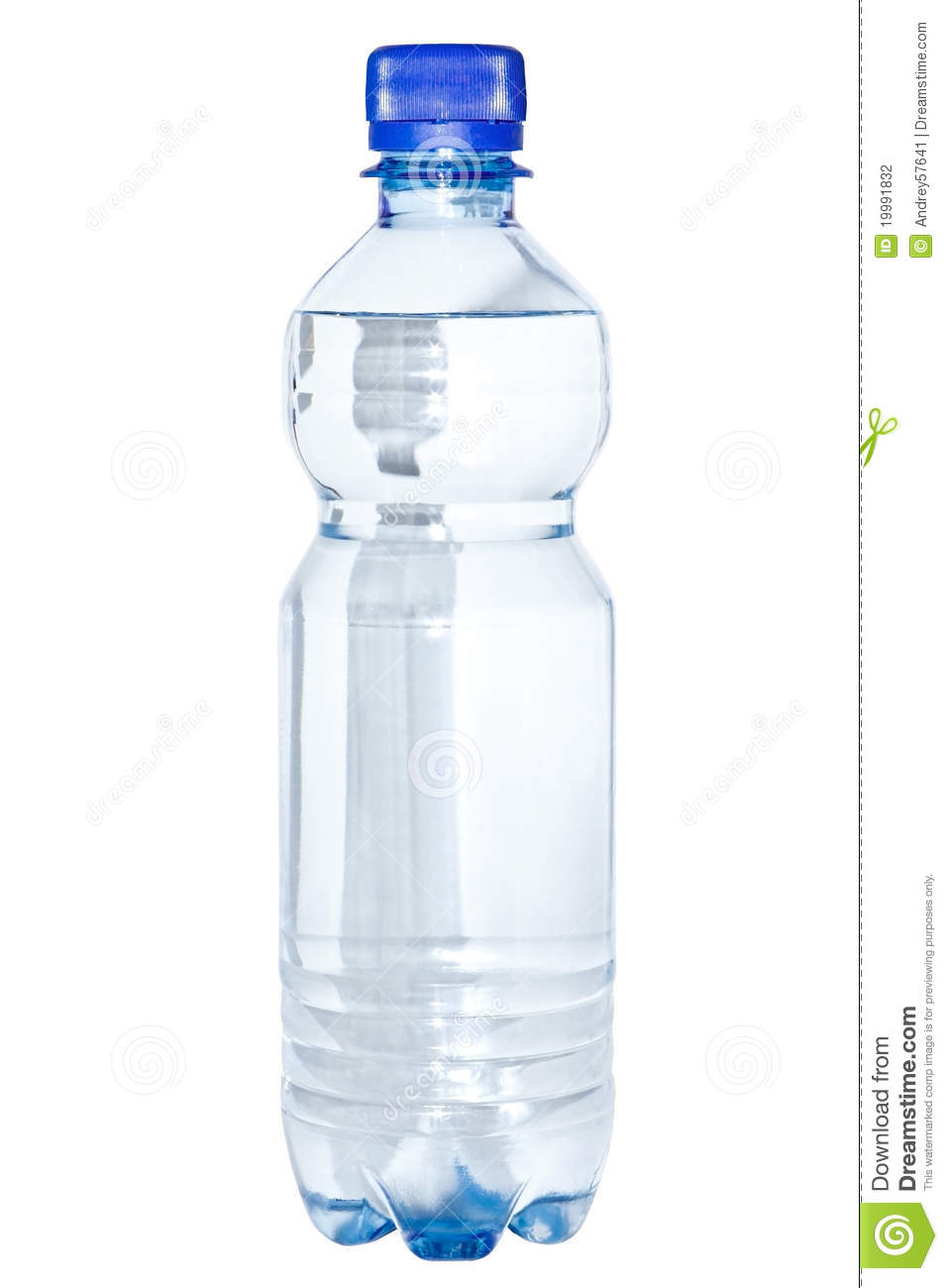 Bottle Of Clean Water Stock Photography - Image: 19991832