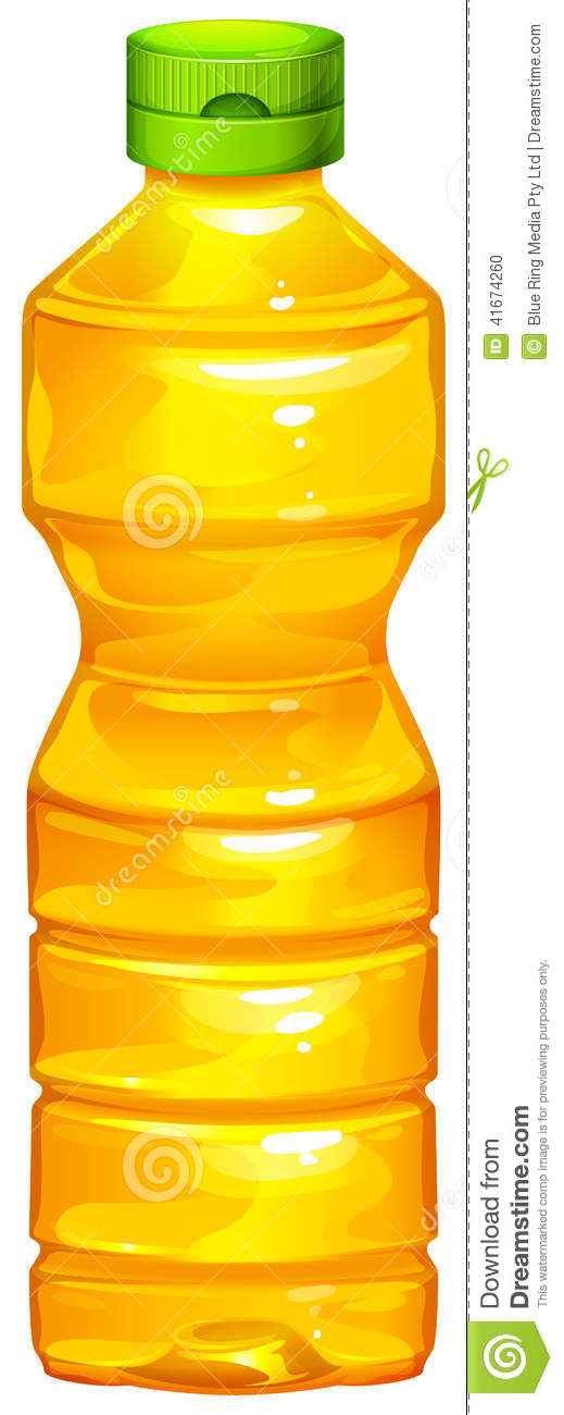 cartoon mustard bottle