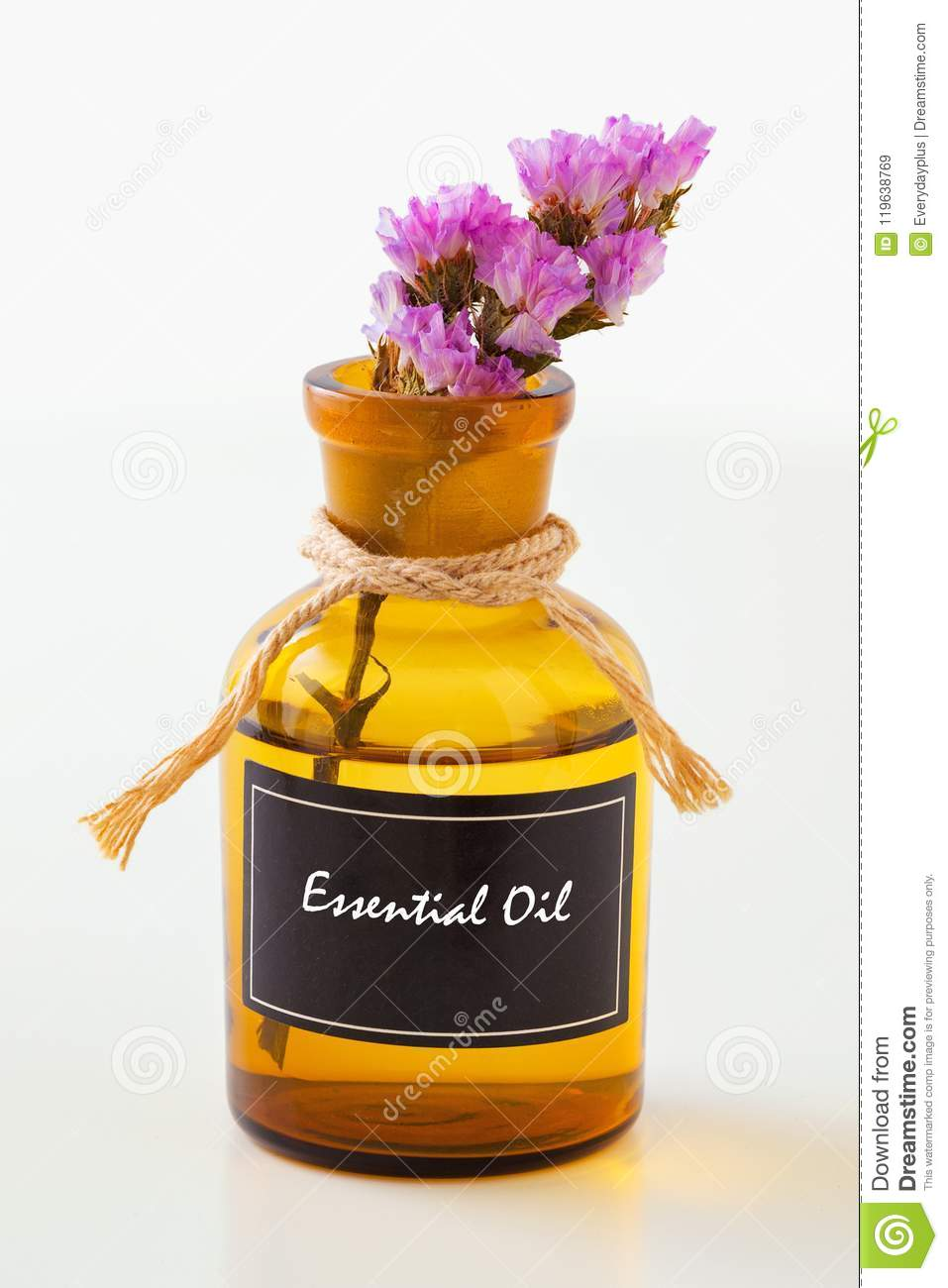 Bottle of essential oil on white stock image image of oils bottle of essential oil on white mightylinksfo