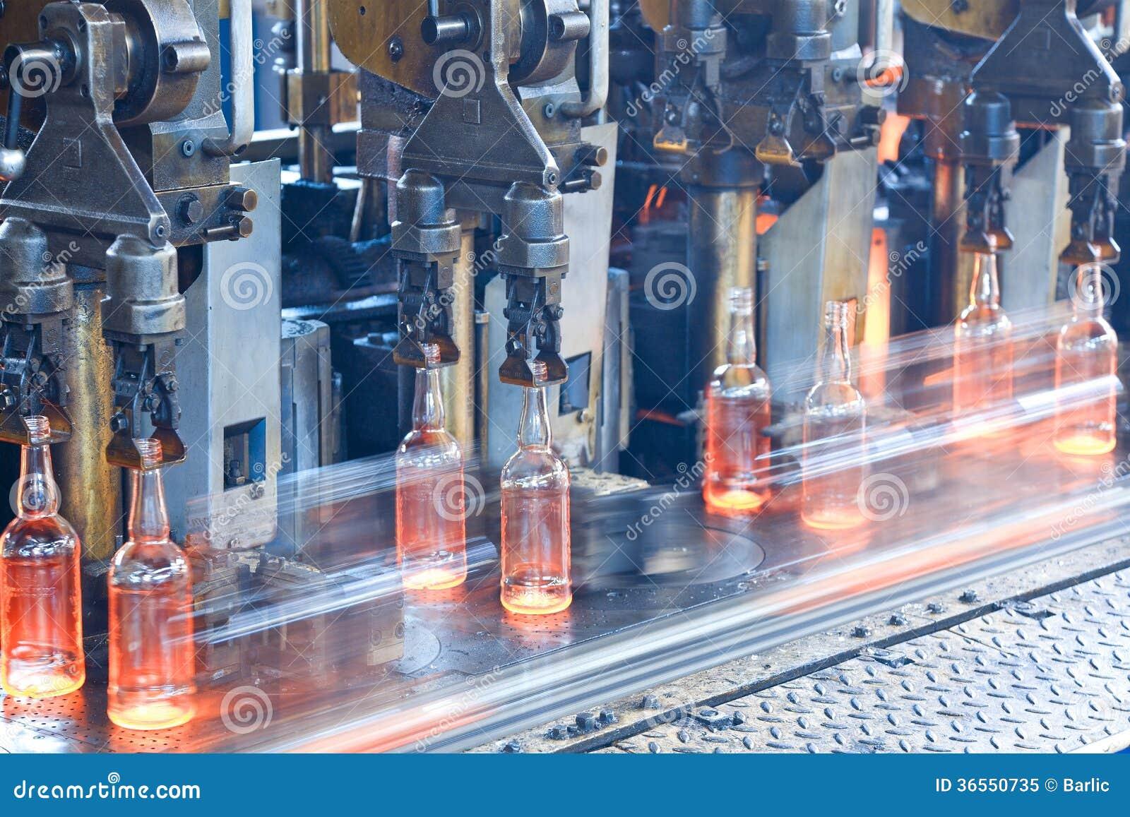 Bottle factory