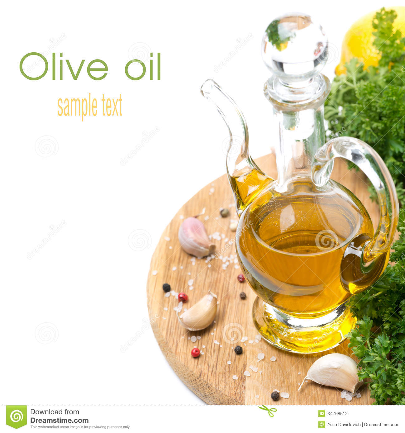 Thyme And Garlic Olive Oil Recipe — Dishmaps