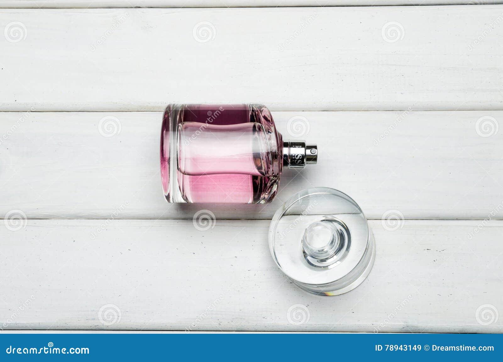 hugo boss pink bottle