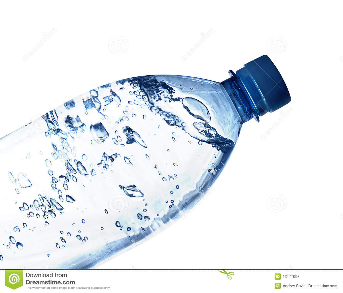 Download Bottle of sparkling water stock image. Image of moisture - 13177093