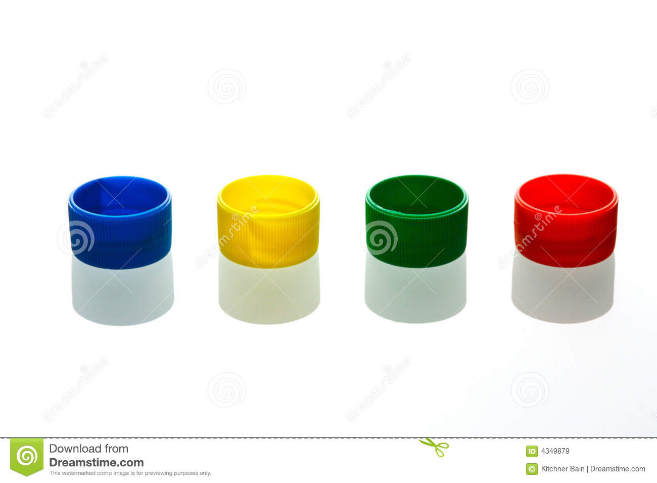 Bottle Tops stock image  Image of object, playing, school - 4349879
