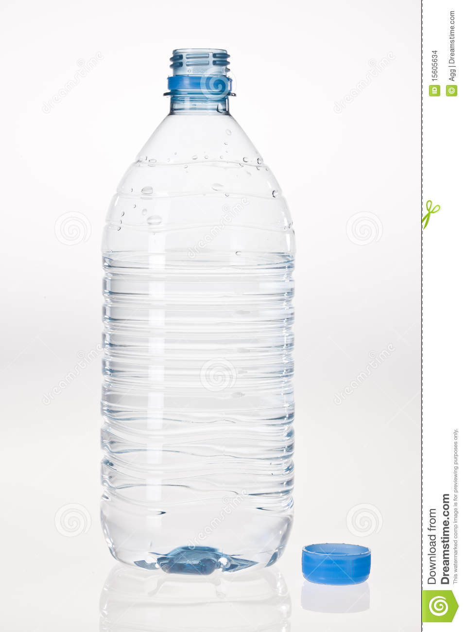 Bottle Of Water Stock Images Image 15605634