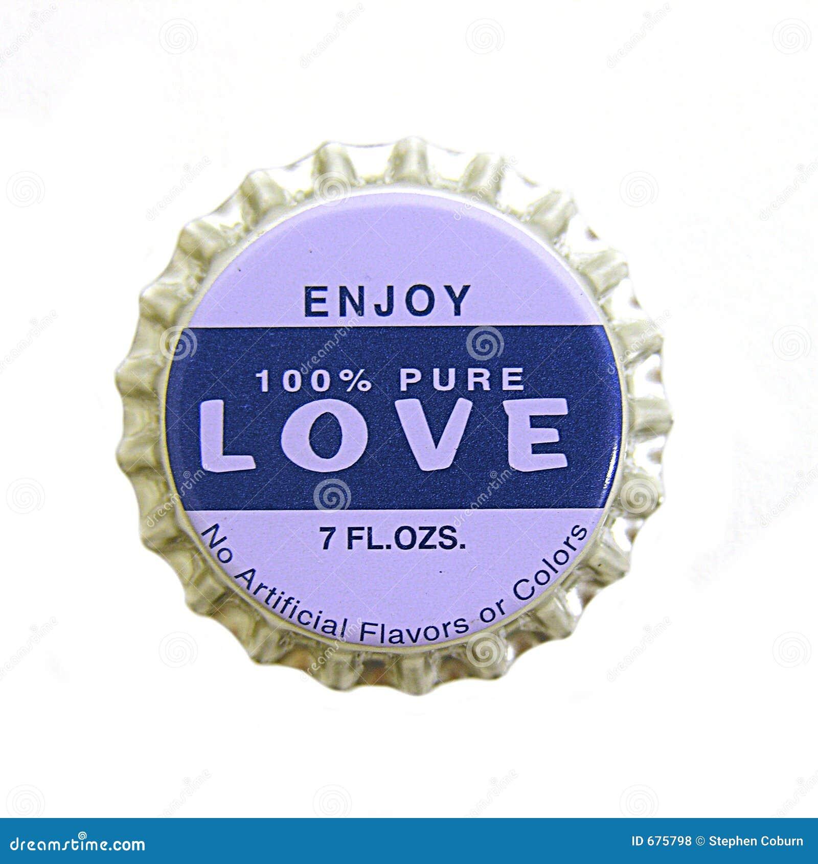 Bottlecap αγάπη