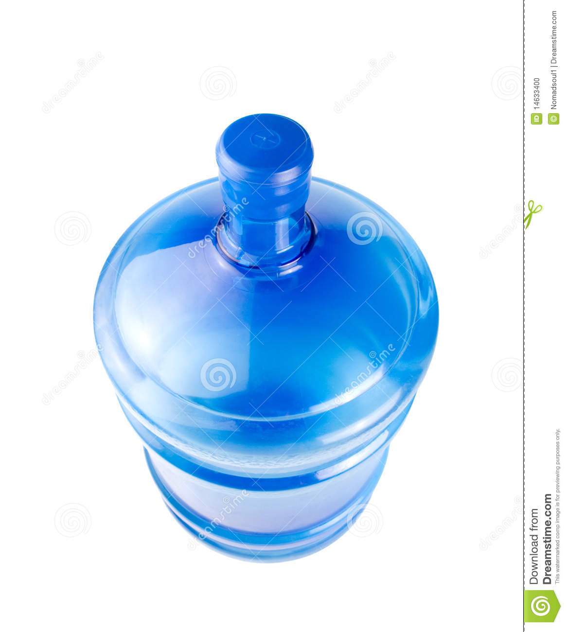 Bottled potable water for cooler royalty free stock image for Potable water