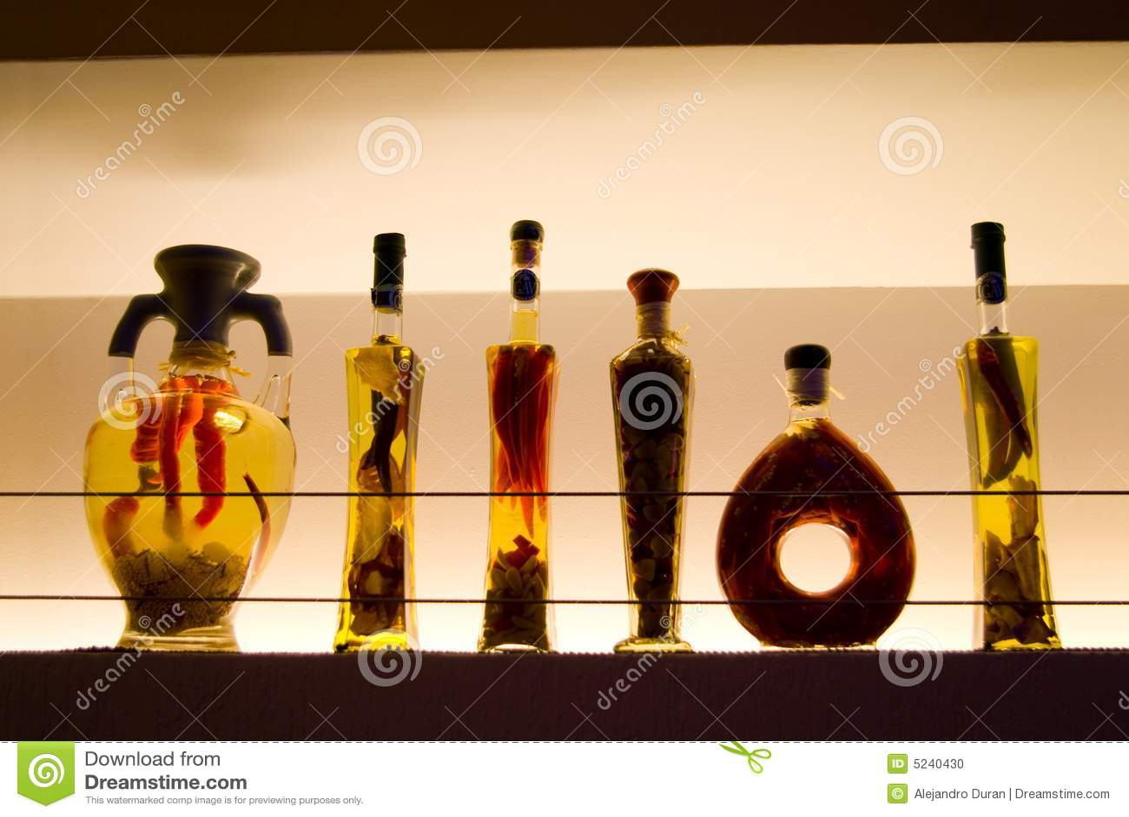Bottles bar I