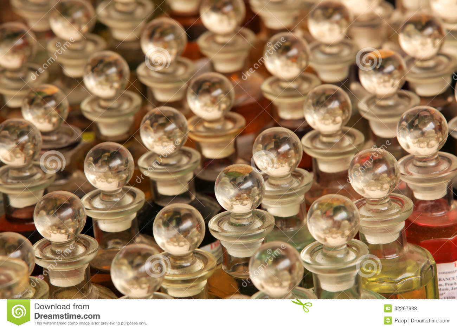 bottles market oils scented - Scented Oils