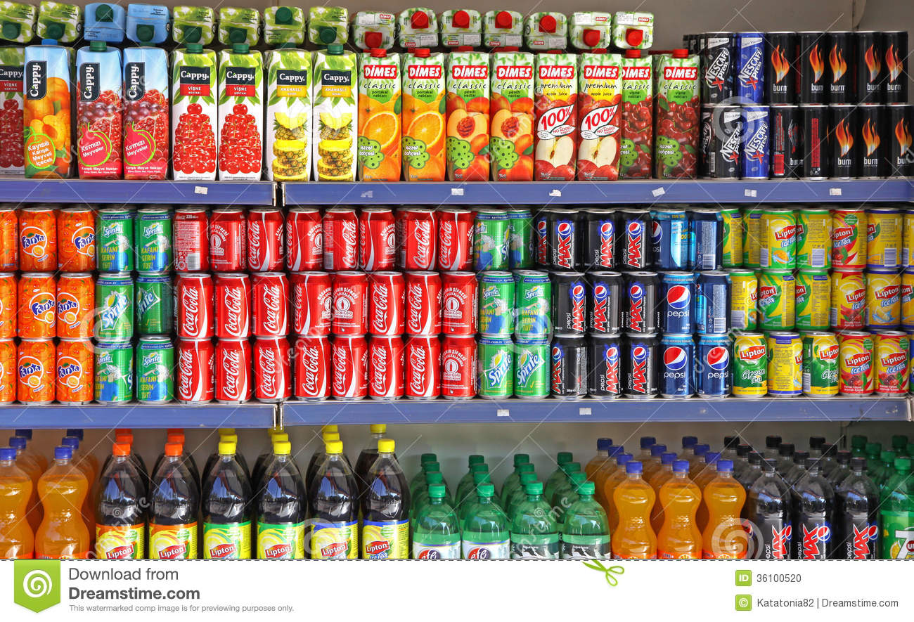 Shopping Soda Stock Photos & Shopping Soda Stock Images - Alamy